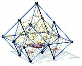 Monte Bianco Triangulum