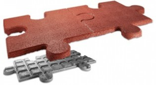 FLEXI-STEP elastyczne puzzle podwójne zdjęcie
