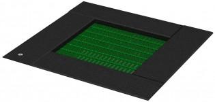 Trampolina Switch - element służący do budowy modułów